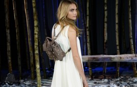 Cara Delevingne Unveils Bag Collection With Mulberry