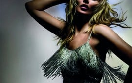 Kate Moss Unveils Her New Collection For Topshop