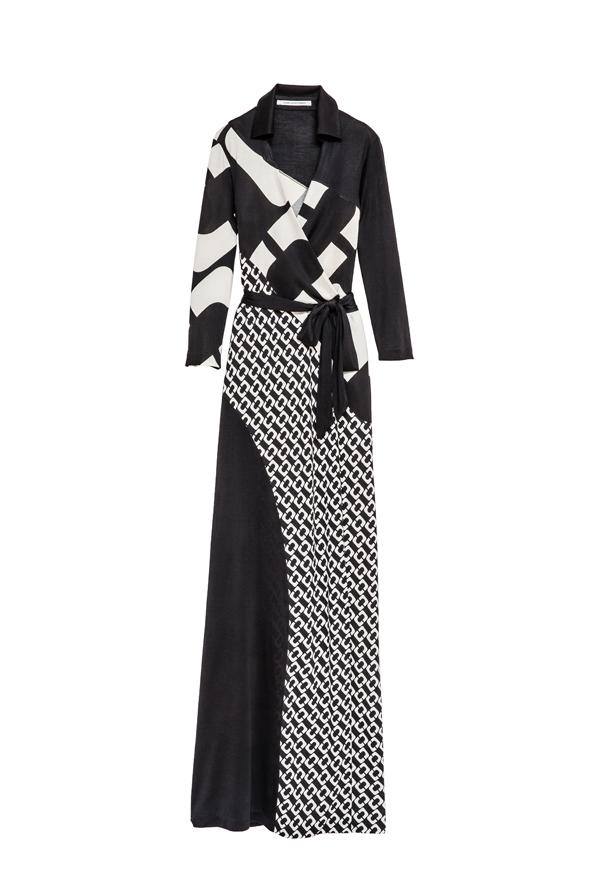 journey of a dress, Diane Von Furstenberg