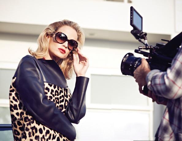 Carolyn Murphy | Estée Lauder Mega Model – Emirates Woman