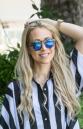 EW's Wearing – Striped dress – Olivia