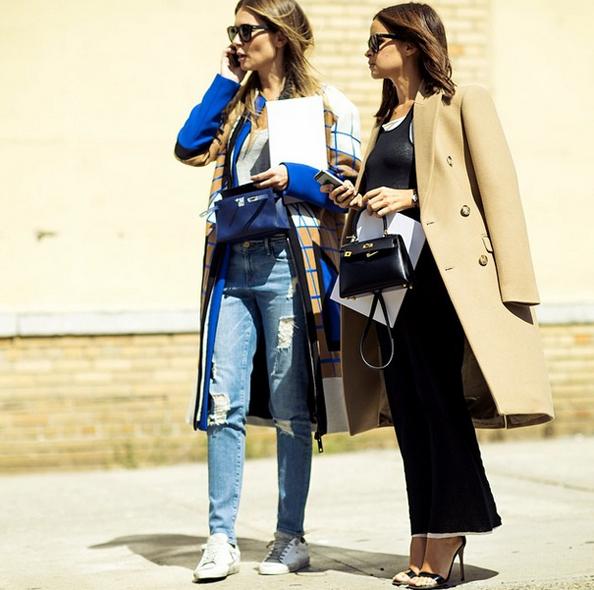 miroslava duma, New York Fashion Week