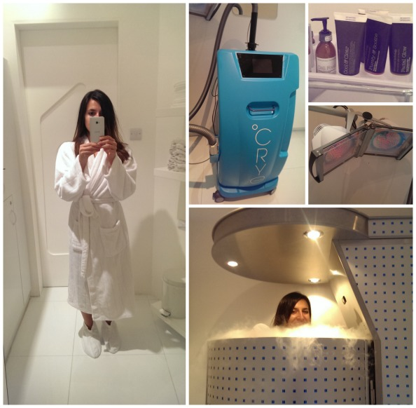 Cryotherapy Amp Angel Facial Tried Amp Tested Emirates Woman