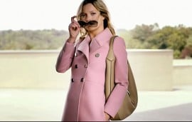 Kate Moss Channels Jackie O In Gucci's New Fashion Film