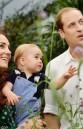 Kate Middleton, Prince William, Prince George