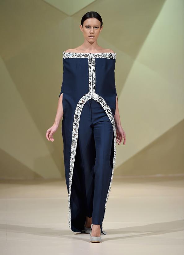 Hashe Runway Fashion Forward Dubai October 2014 Emirates Woman