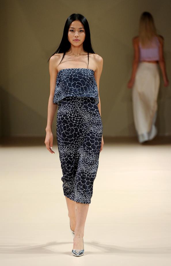 Dima Ayad Runway Fashion Forward Dubai October 2014 Emirates Woman