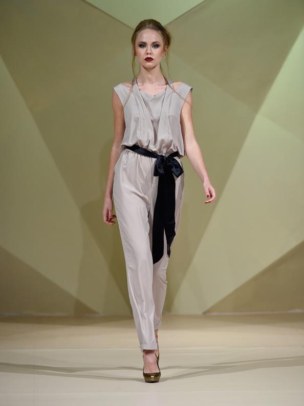 Ceremony Runway Fashion Forward Dubai October 2014 Emirates Woman