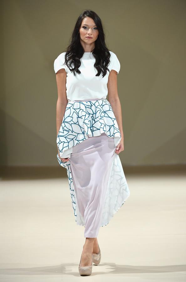 Endemage Runway Fashion Forward Dubai October 2014 Emirates Woman