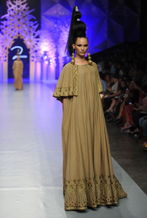 Zareena Runway Fashion Forward Dubai October 2014 Emirates Woman
