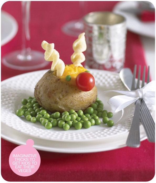 festive food for kids