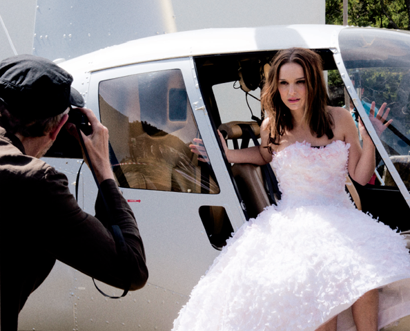 Miss Dior, Natalie Portman, Anton Corbijn