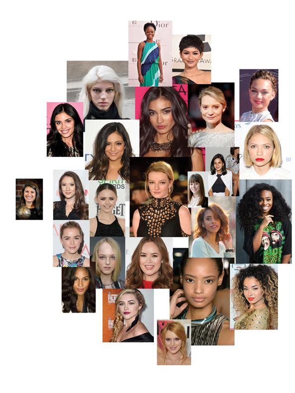 Top 50, International Womens Day