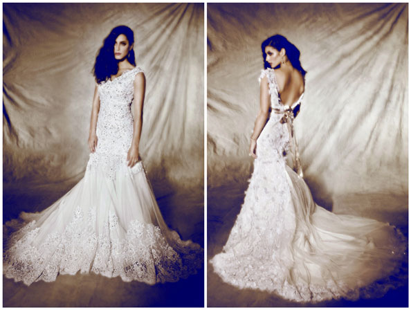 Dubai Tailors To Custom Make Your Wedding Dress Emirates Woman