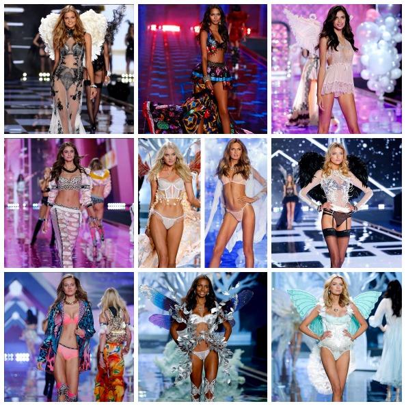 meet the angels victoria secret 2015 models