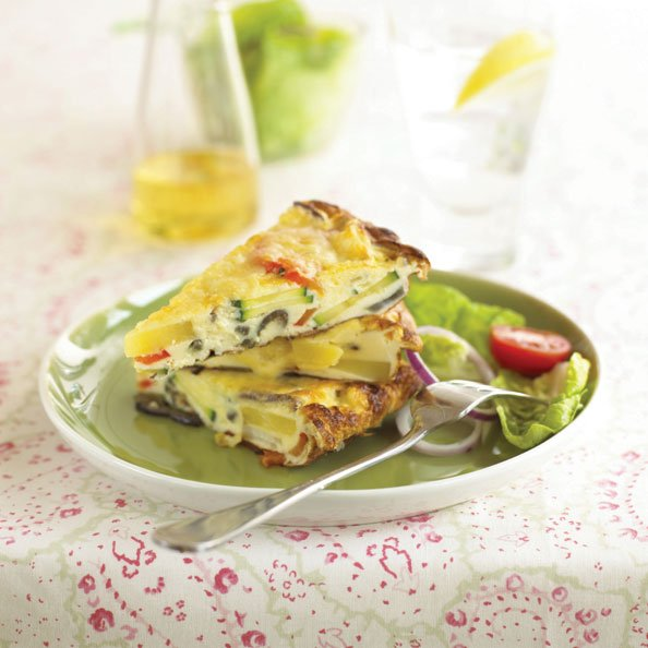 how to make the perfect spanish omelette