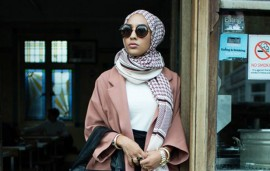 Mariah Idrissi Is H&M's First Muslim Model