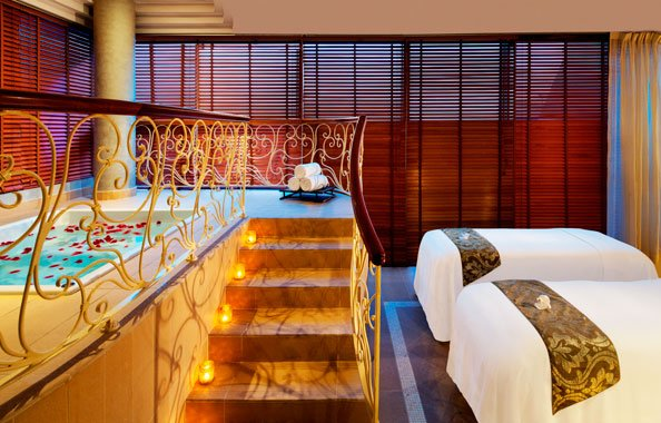 Top 10 dubai spa deals for valentine 39 s day emirates woman for Best hotels in dubai for couples
