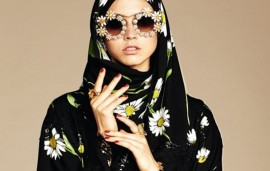 Dolce & Gabbana Launches Its First Line Of Hijabs & Abayas