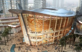 First Video Inside The Dubai Opera District