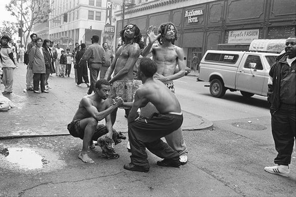 Lisa Leone captures street life