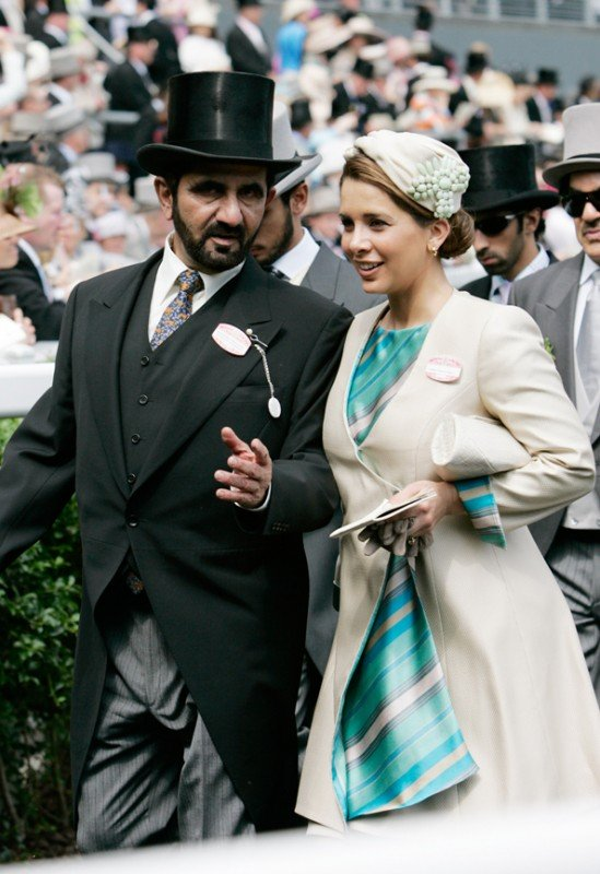 Princess Haya Bint Al Hussein Wedding Jordanian Royal Family