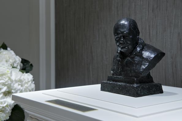 St Regis Launches Sir Winston Churchill Suite Emirates Woman