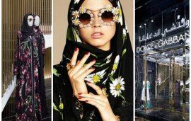Dolce & Gabbana New Flagship Store Boasts Abaya Collection