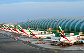 DXB International Voted Best Airport In The Middle East