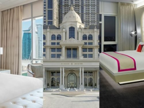 Al habtoor city 39 s westin hotel to open in august for New hotels in dubai 2016