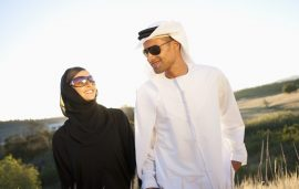 Emiratis Warned Not To Wear National Dress Abroad