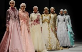 Muslim Designer Makes History With All Hijab-Collection