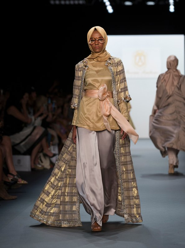 Anniesa Hasibuan, new york fashion weeek