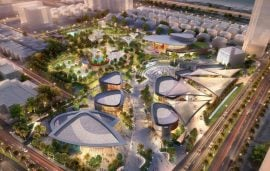 Huge Sustainable Park Coming To Abu Dhabi
