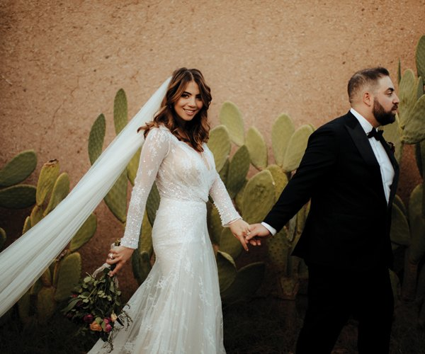 Real-Life Destination Wedding: Tying The Knot In The