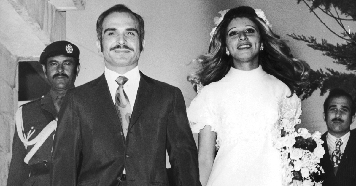 These Throwback Wedding Photos From Famous Middle Eastern Royals Are ...