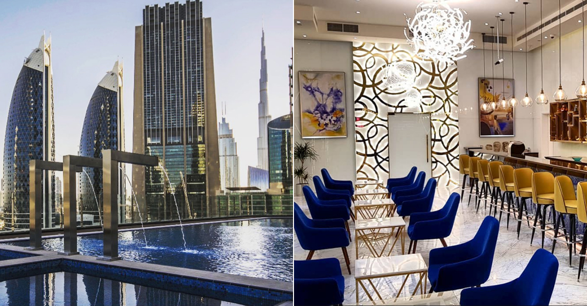 Gevora the world 39 s tallest hotel will open in dubai this for Tallest hotel in the world