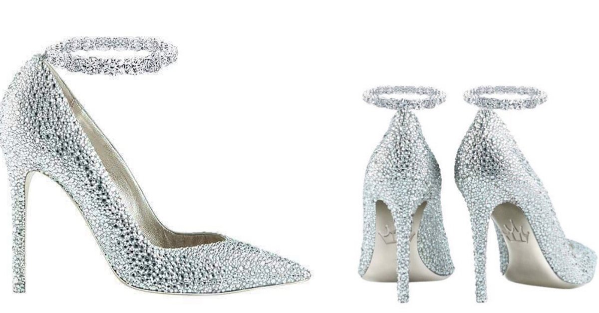 Jada Dubai Have Made A Pair Of Diamond Encrusted Shoes