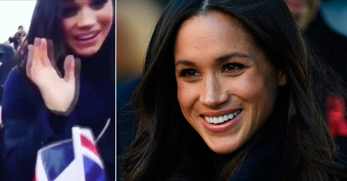 'Salamat po!': Meghan Markle makes a Filipino fan's day with her language skills