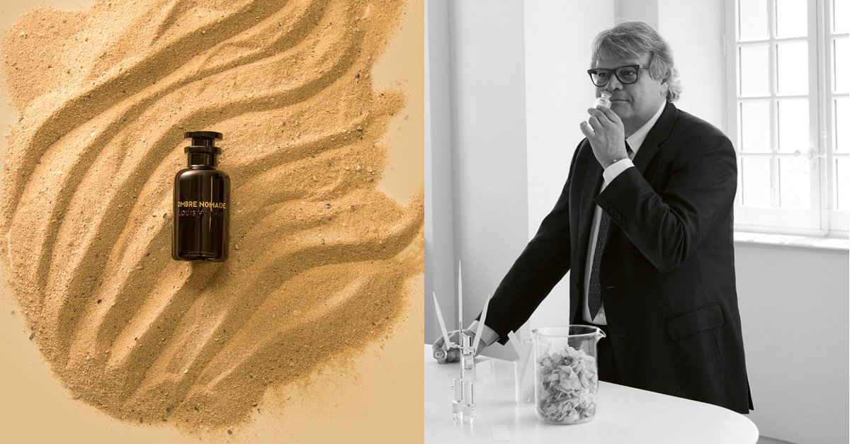 Louis Vuittons New Fragrance Ombre Nomade Is A Journey To The