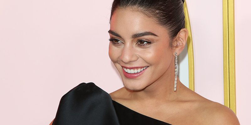 Vanessa Hudgens champions another Middle Eastern designer
