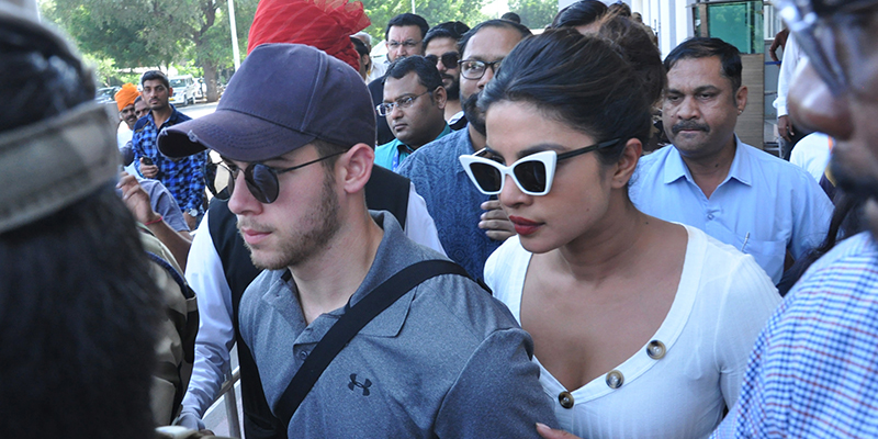Priyanka and Nick Jonas could be getting married at this famous palace