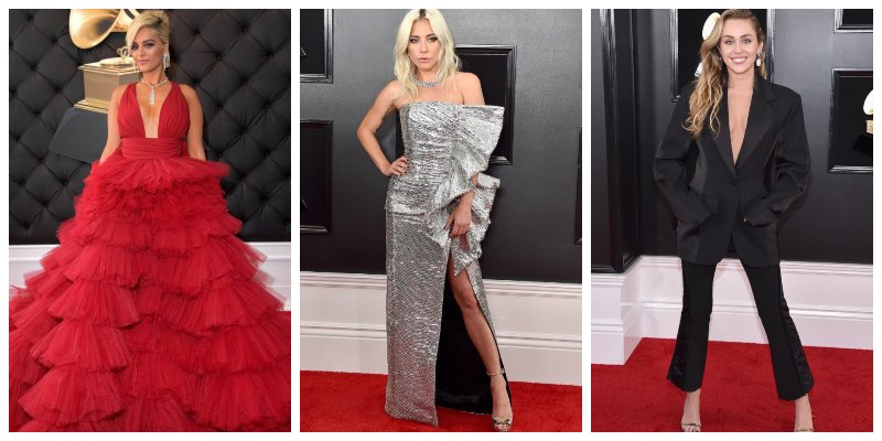 Music's biggest names get experimental on the Grammy's Red Carpet!