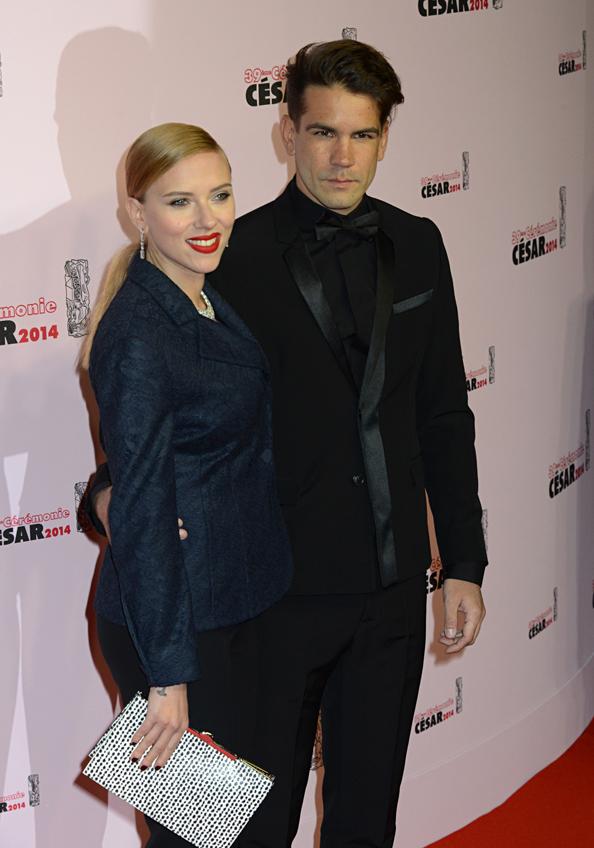 Red Carpet Arrivals - Cesar Film Awards 2014