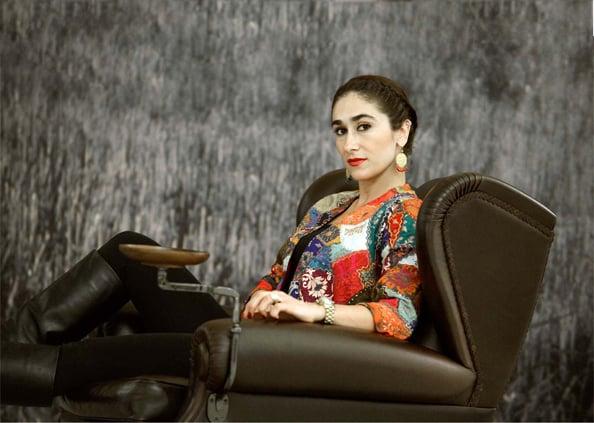 Maral Yazarloo fashion forward season four
