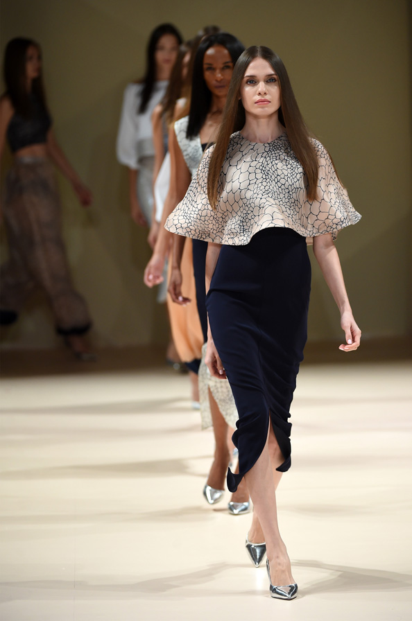 Dima Ayad - Runway - Fashion Forward Dubai October 2014
