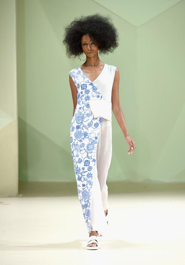 Taller Marmo - Runway - Fashion Forward Dubai October 2014