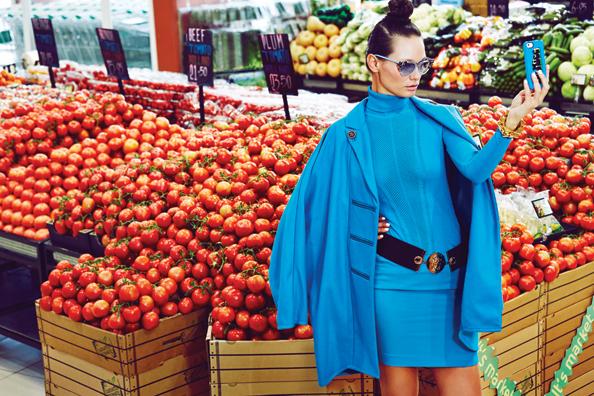 Versace, Lele Sadough, Marc by Marc Jacobs, Fendi,