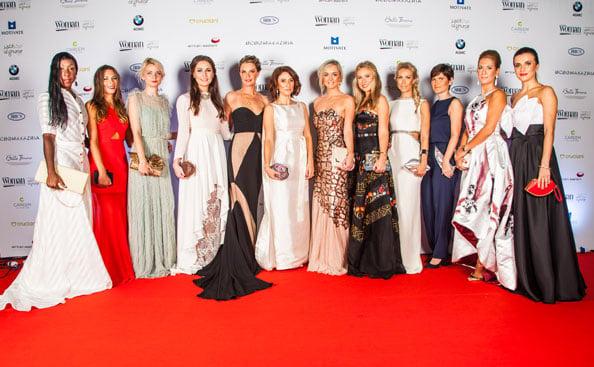 The Emirates Woman team