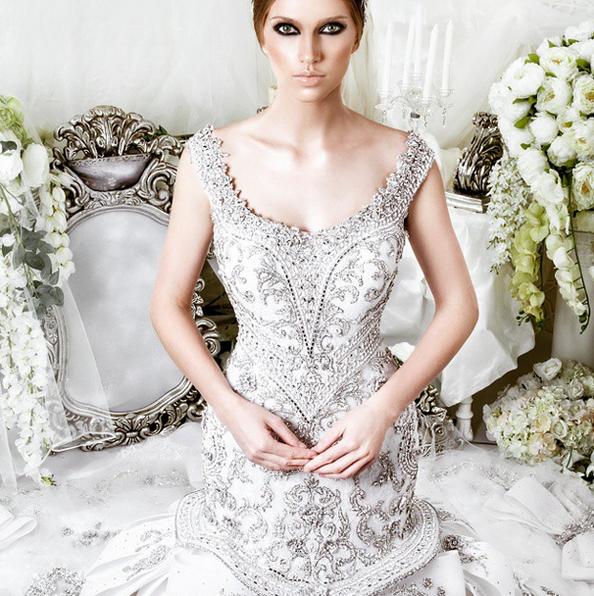 dar sara high fashion, Bride Show